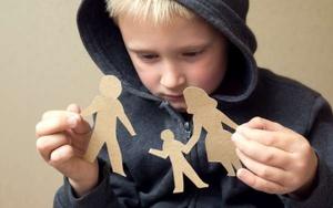 Алименты ребенок не живет с матерью